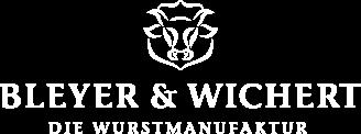 Bleyer & Wichert – Die Wurstmanufaktur!